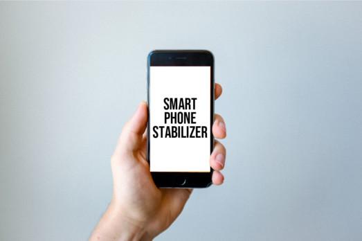 スマートフォン スタビライザー ジンバル 電動ジンバル スマホ